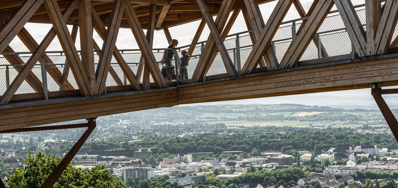 Aussichtsplattform Koblenz